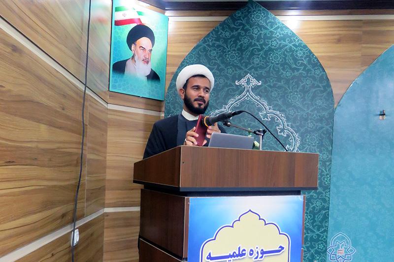 حجت الاسلام امید رحمانی