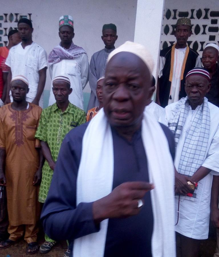 افتتاح مسجد در لیبریا با هشدار به افراط گرایان همراه بود