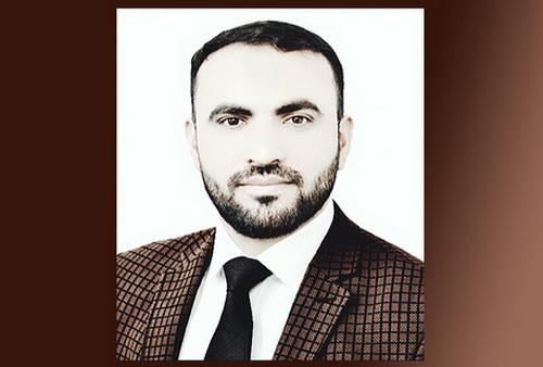 استاد اياد الزهيري نماینده دانشکده کوفه در شورای استان نجف اشرف