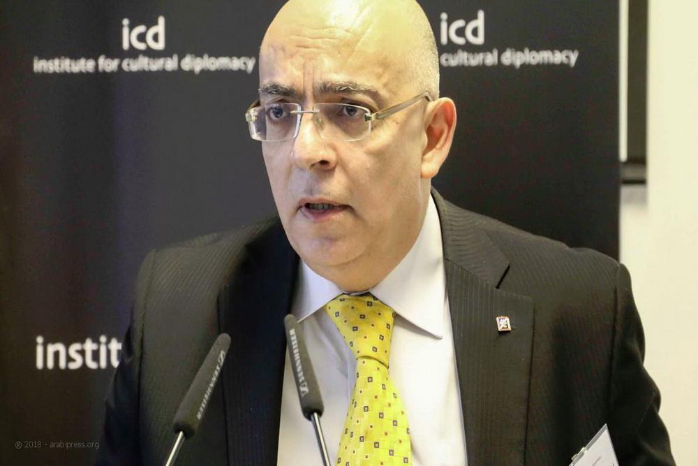 دکتر هیثم ابوسعید کمیسر عالی خاورمیانه کمیته بین المللی حقوق بشر