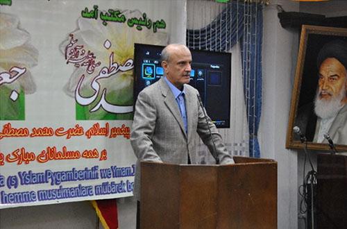 جشنواره اخلاق و مهربانی در ترکمنستان