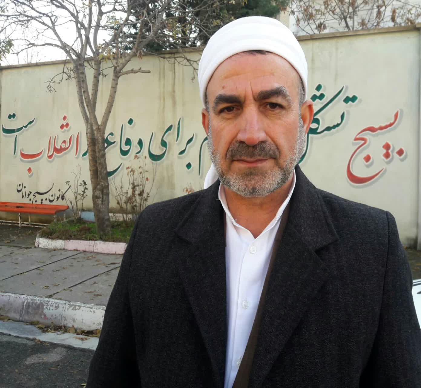 ماموستا حاج هادی زُکایی عضو شورای فتوای اهل سنت جوانرود