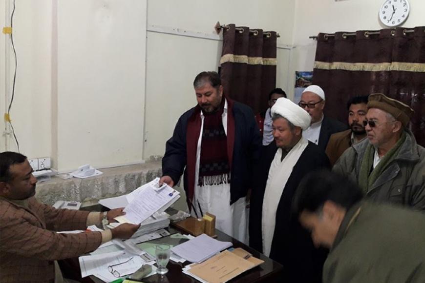 نمایند سابق حزب شیعه پاکستان در پارلمان ایالتی بلوچستان