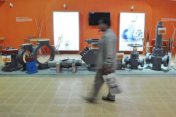 نمایشگاه توانمندیهای صنعتی خوزستان