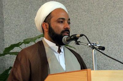 حجت الاسلام حمید کمالی اردکانی، مدیر مدرسه علمیه شهرستان اردکان