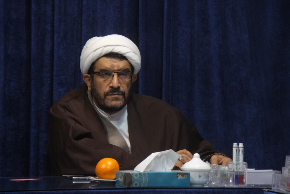 حجت الاسلام والمسلمین عبدالرسول هاجری