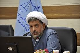 حجت الاسلام والمسلمین امینی معاون قوه قضائیه