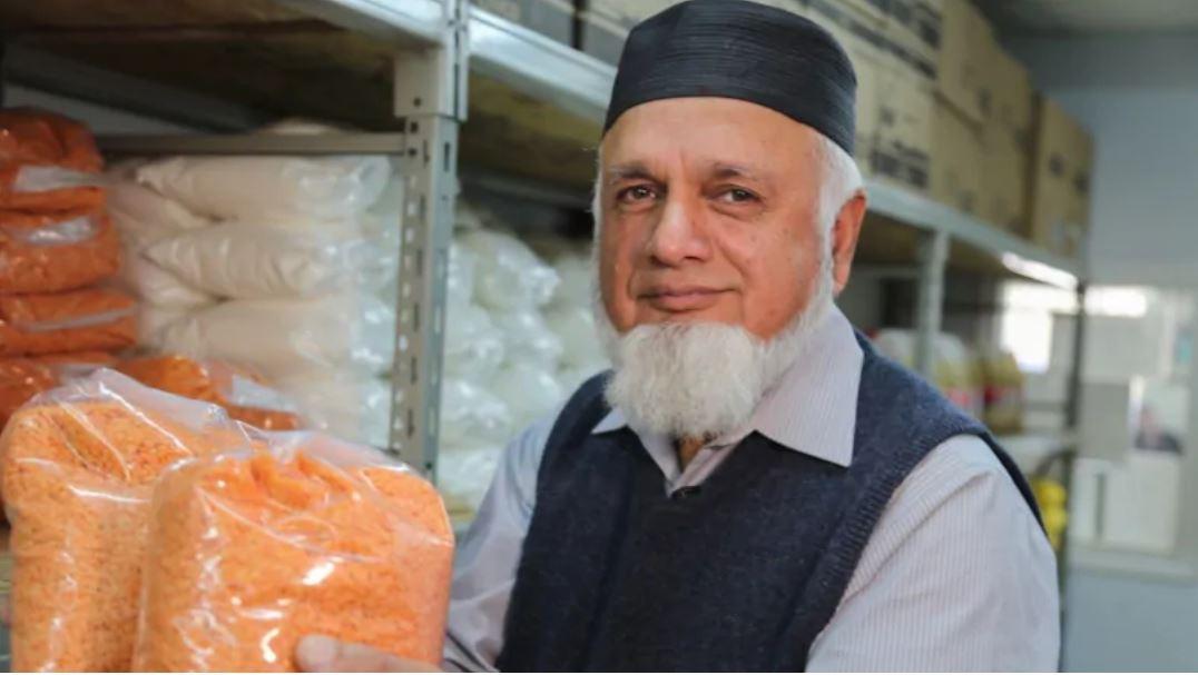 فعالیت بانک های غذایی اقلیت های مسلمان، بومی و گیاه خوار در تورنتو در فصل سرما