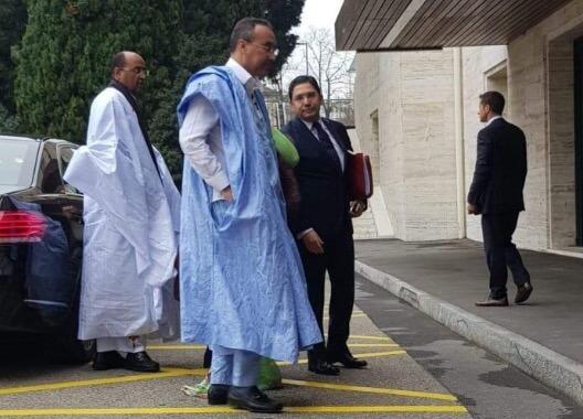 نخستین دور مذاکرات بین جبهه پولیساریو، مراکش و الجزایر