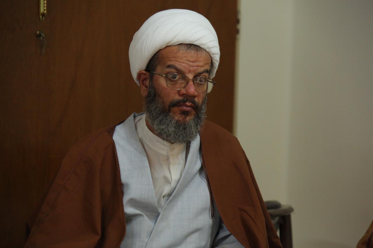 حجت الاسلام محمدحسن رستمیان