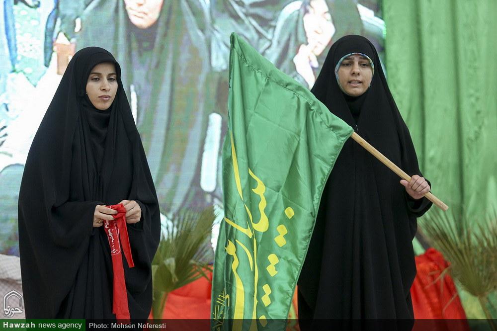 تصاویر/ اجلاسیه شهدای زن در حسینیه جماران بیرجند