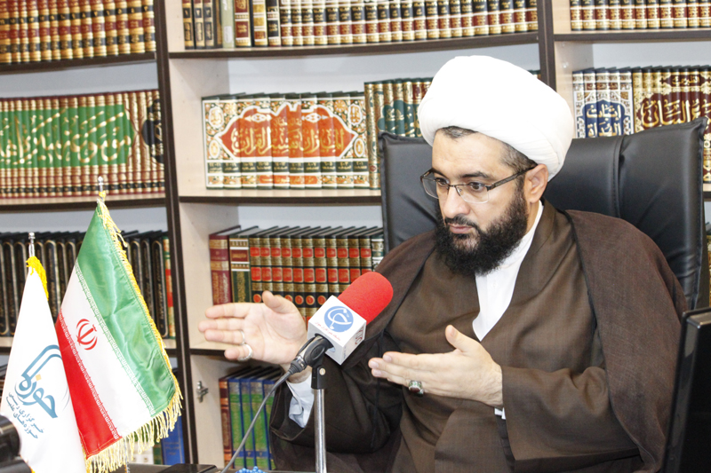 حجت الاسلام و المسلمین عباس عربیان