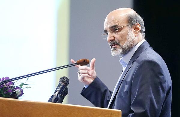 دکتر علی عسکری رئیس صدا و سیما
