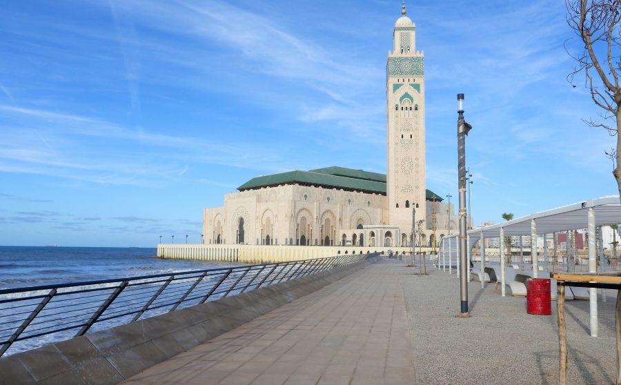 مسجد «ملک حسن دوم» مراکش
