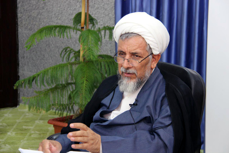 حجت الاسلام قدرتی