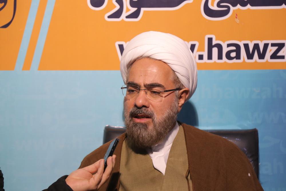 حجت الاسلام و المسلمین مرتضی جوادی آملی