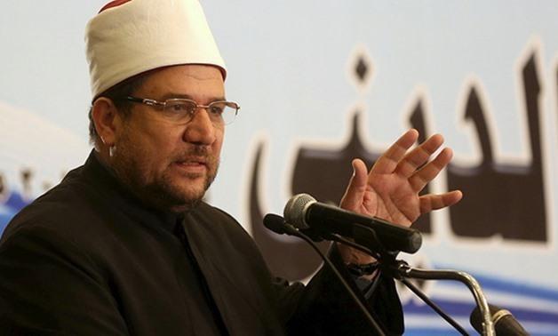 محمد مختار جمعه وزیر اوقاف مصر
