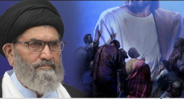 حجت الاسلام والمسلمین سید ساجد علی نقوی