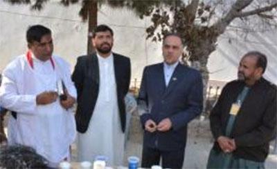مسئول خانه فرهنگ ایران در کویته
