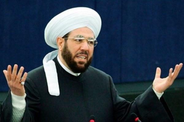 شیخ احمد بدرالدین حسون مفتی سوریه