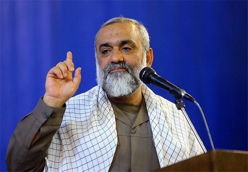 سردار نقدی ، معاون فرهنگی سپاه پاسداران انقلاب اسلامی
