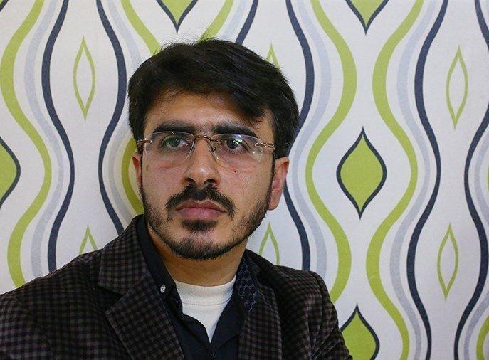 امین بابازاده منتقد سینما