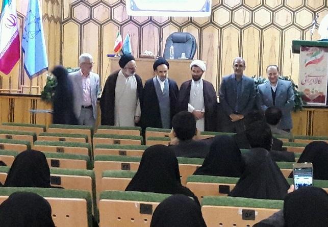 مديرحوزه علميه خواهران مازندران