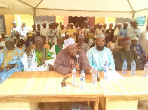 یک مرکز آموزشی اسلامی نوین در غنا ساخته شد