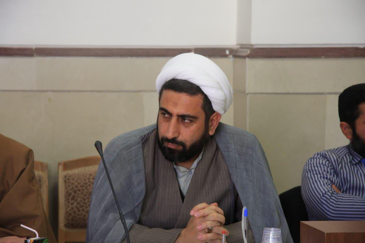 حجت الاسلام و المسلمین علی راد