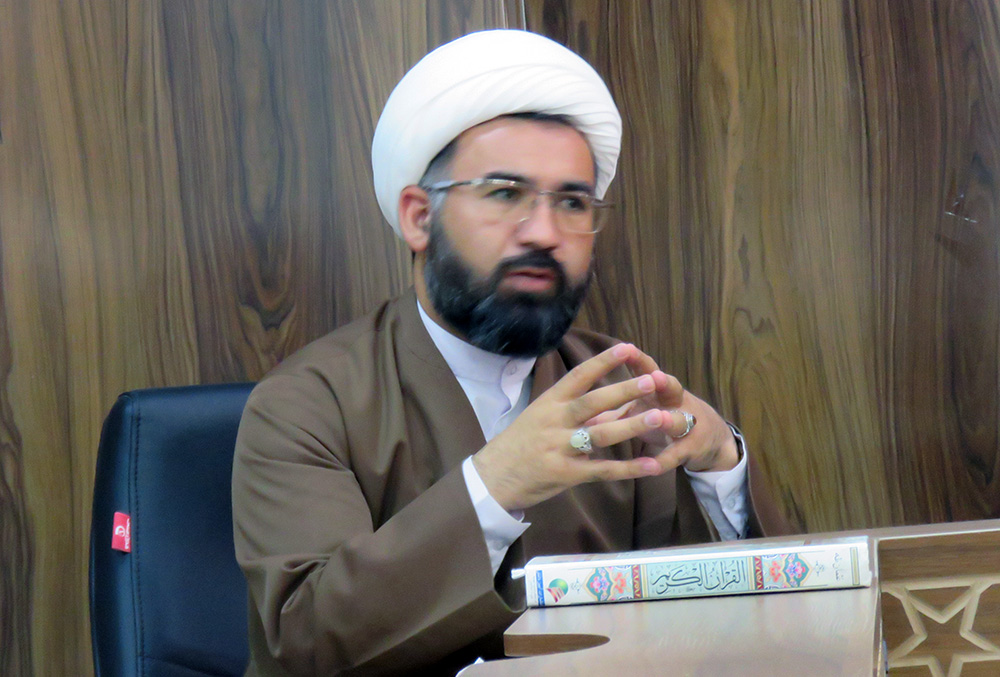 حجت الاسلام مهرپویان