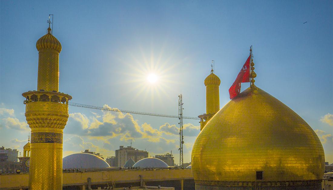گنبد جدید حرم امام حسین (ع) تا ماه محرم تکمیل می شود