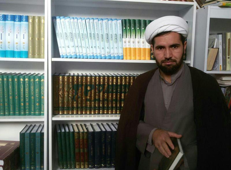 حجت الاسلام حمید بهرامپور