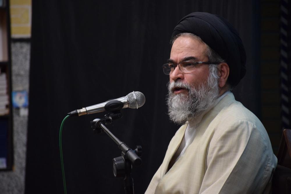حجت الاسلام والمسلمین مدنی