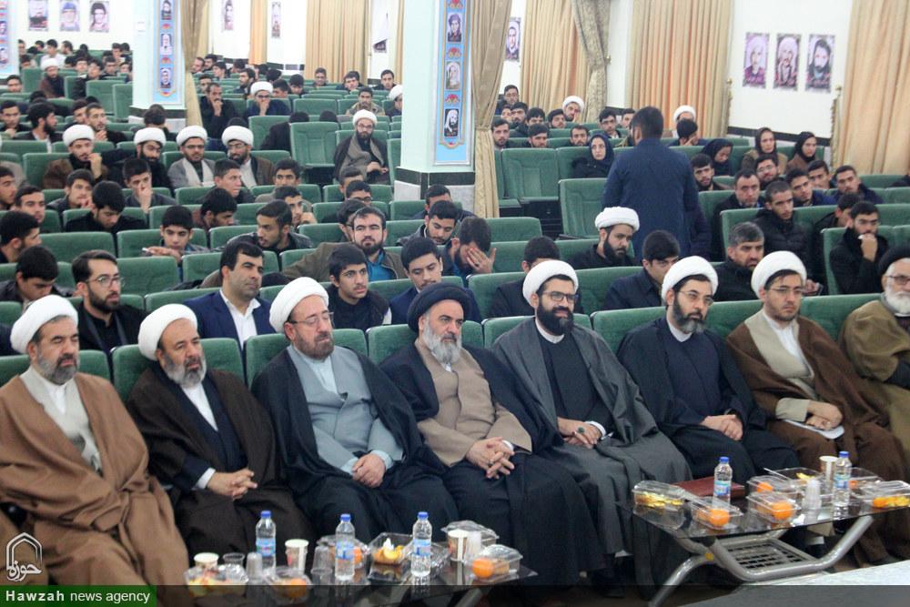 تصاویر/ نشست طلاب و روحانیون شیعه و  اهل تسنن کردستان