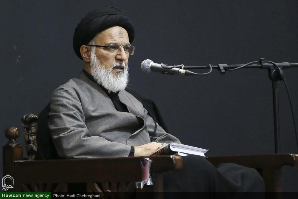 فیلم| انتقاد حجت الاسلام والمسلمین میرباقری نسبت به برخی اقدامات اخیر با نام عدالتخواهی!