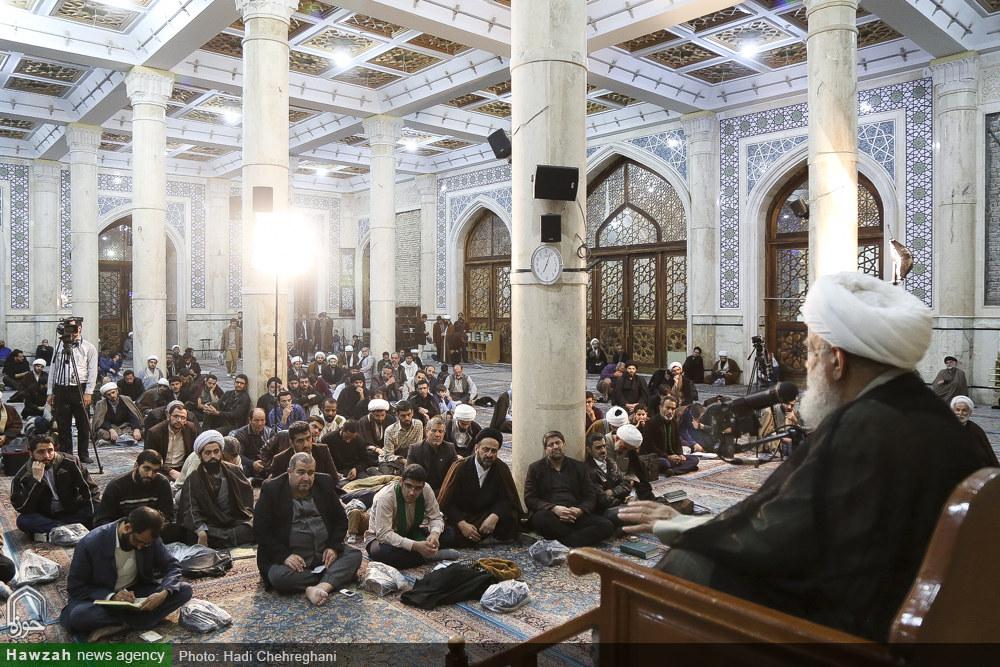 درس اخلاق-آیت الله کریمی جهرمی-سلطان احمدی