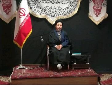 حجتالاسلام سید ابوالفضل موسوی