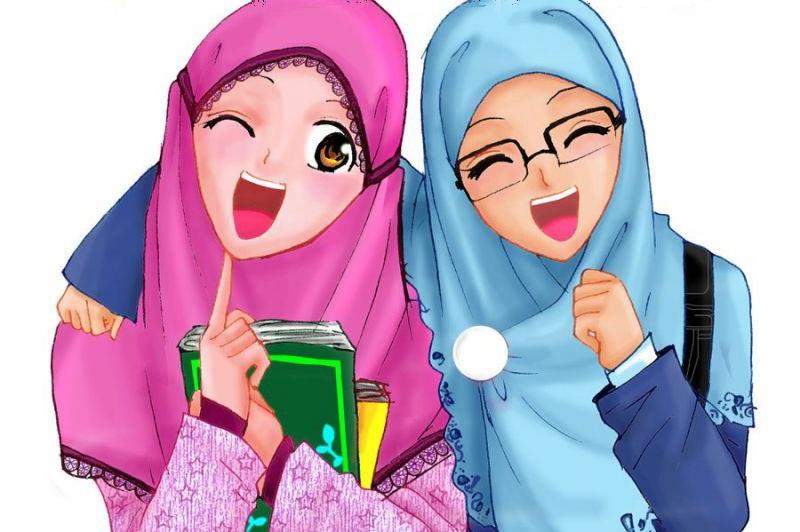 دختران مذهبی