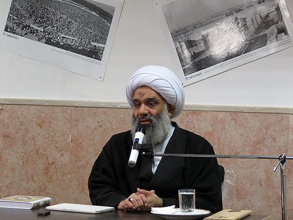 حجت الاسلام والمسلمین فرحانی