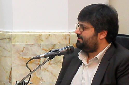 حسینی کاشانی مدیر کل فرهنگ و ارشاد اسلامی قم