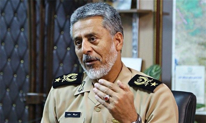 امیر دریادار حبیبالله سیاری - معاون هماهنگ کننده ارتش جمهوری اسلامی ایران