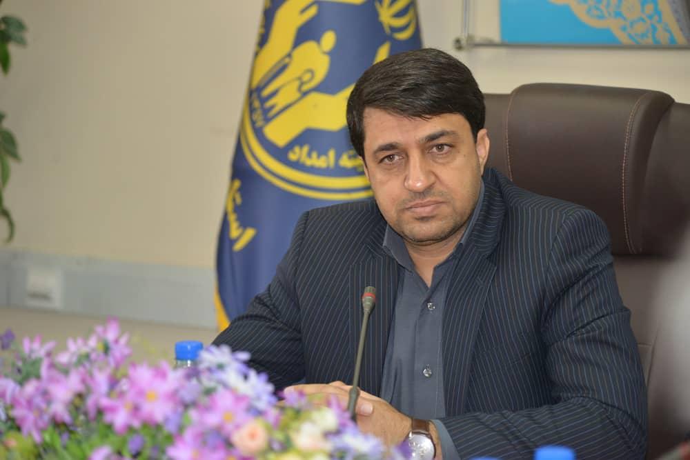 مدیرکل کمیته امداد فارس