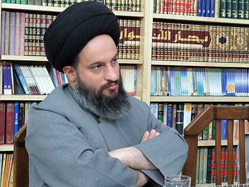 حجت الاسلام سید جمال الدین نجم الهدی