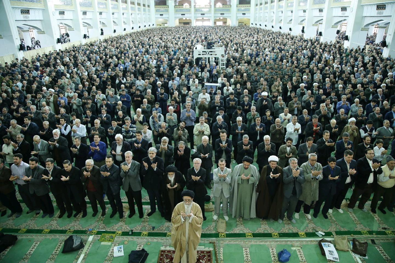 نماز جمعه تبریز