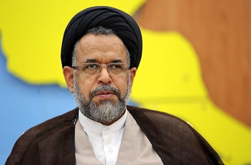 سید محمود علوی - وزیر اطلاعات