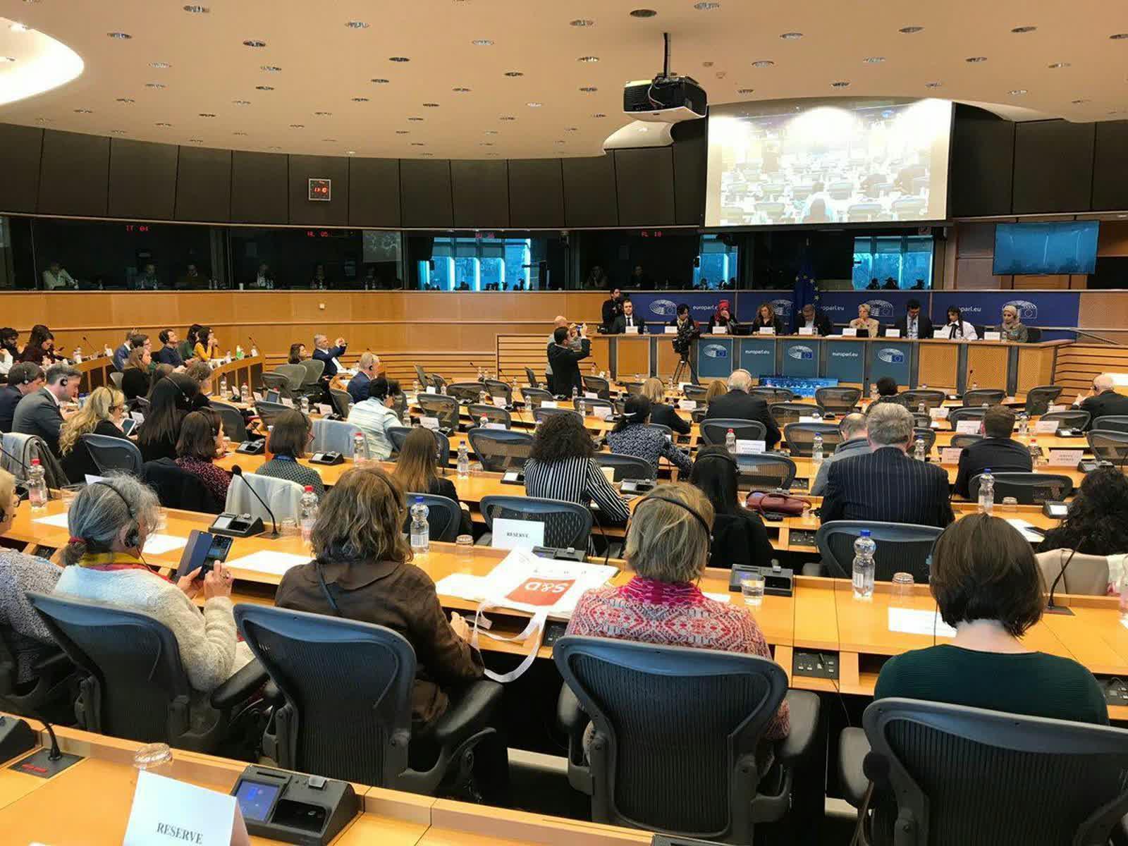 نشست حقوق بشر اتحادیه اروپا در مورد بحرین
