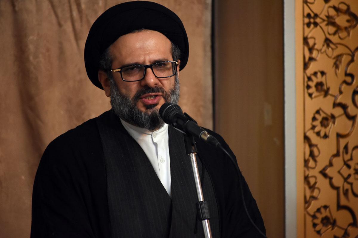 حجتالاسلام والمسلمین حسینی کوهساری