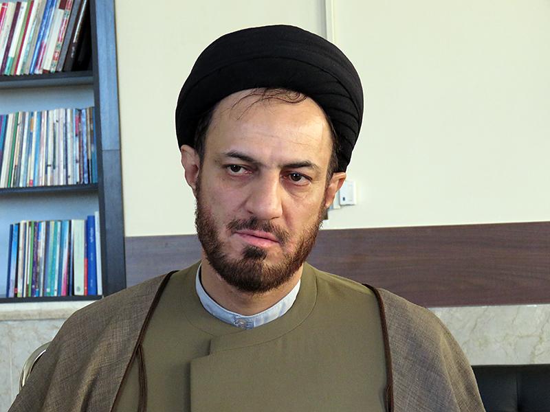 حجت الاسلام سید مهدی حسینی راد ، معاون امور طلاب و دانش آموختگان حوزه علمیه یزد