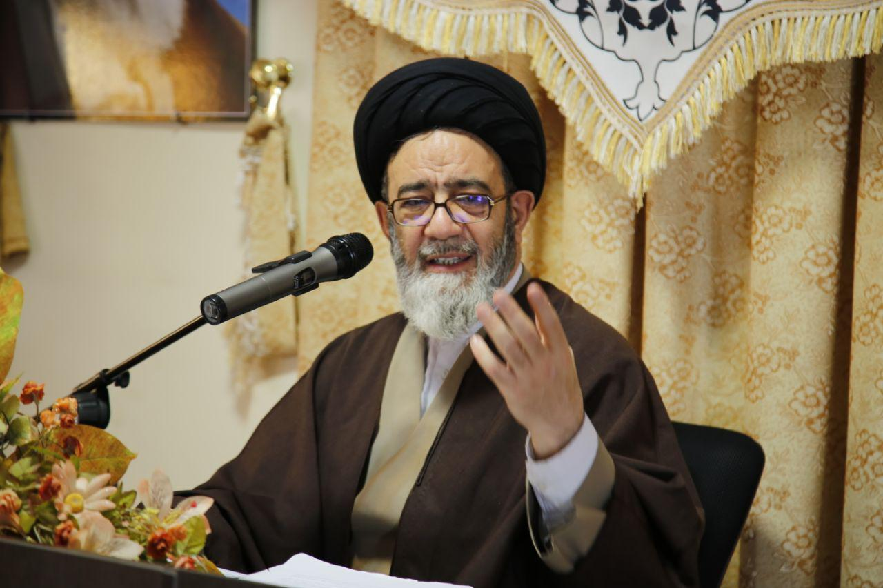 درس اخلاق حجتالاسلام آلهاشم