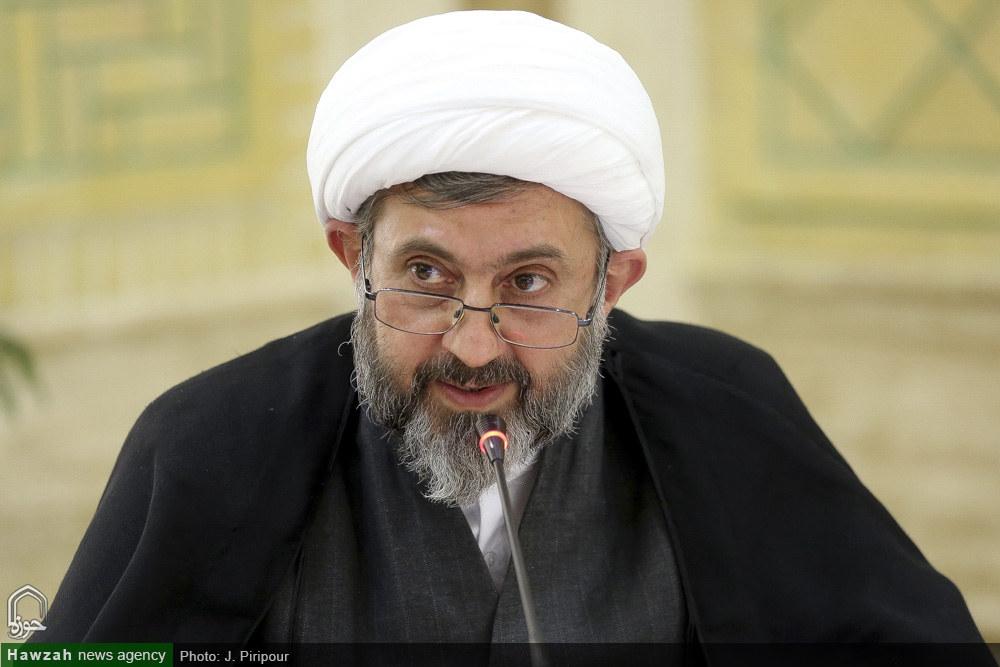 حجت الاسلام تهرانی